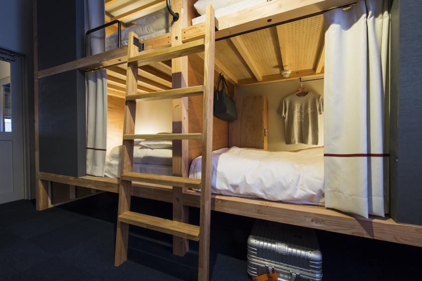 Bed in FEMALE DORMITORY