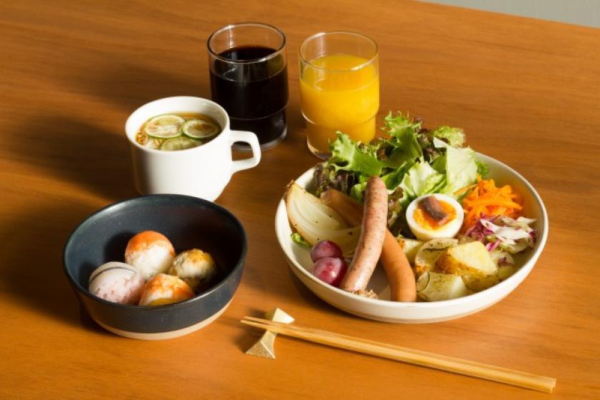 【スタンダード】現代アートと融合した新感覚ホテル ◇朝食付◇