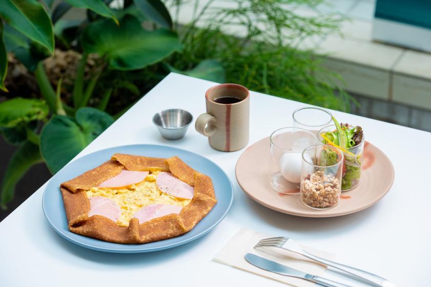 【広島県民限定】新しいホテルの遊び方を提案。近場ホテルステイで楽しむ宿泊プラン(クレープ朝食セット付)