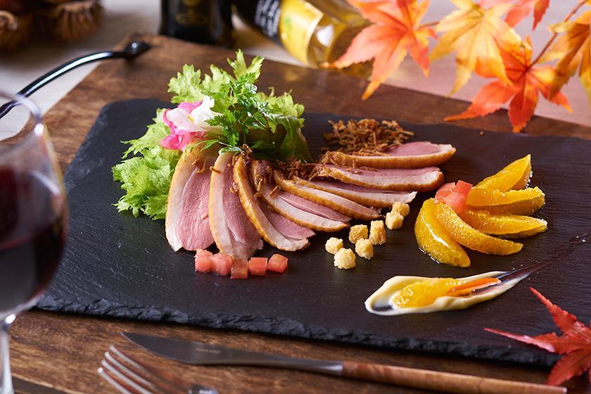 【別注料理】復活!!三種の蟹食べ比べ1泊2食バイキング付プラン