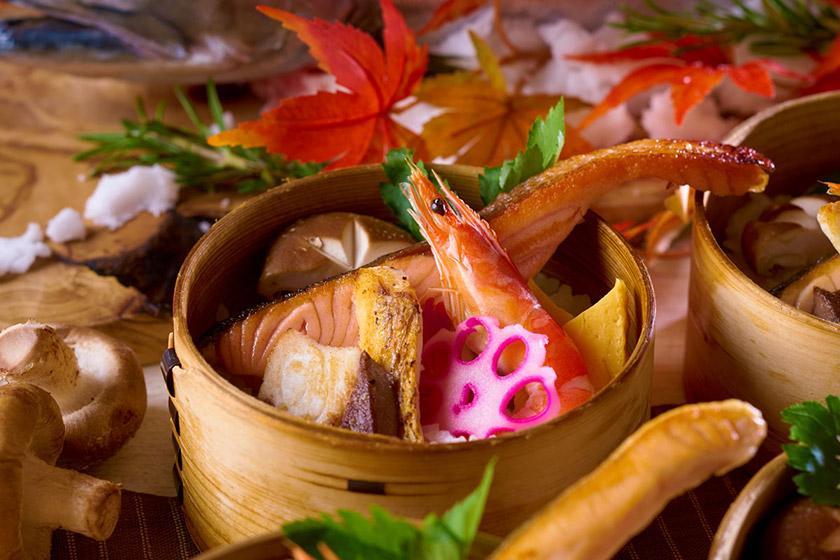 平日限定【小学生未満のお子さま無料】秋の行楽シーズンご家族お出かけプラン
