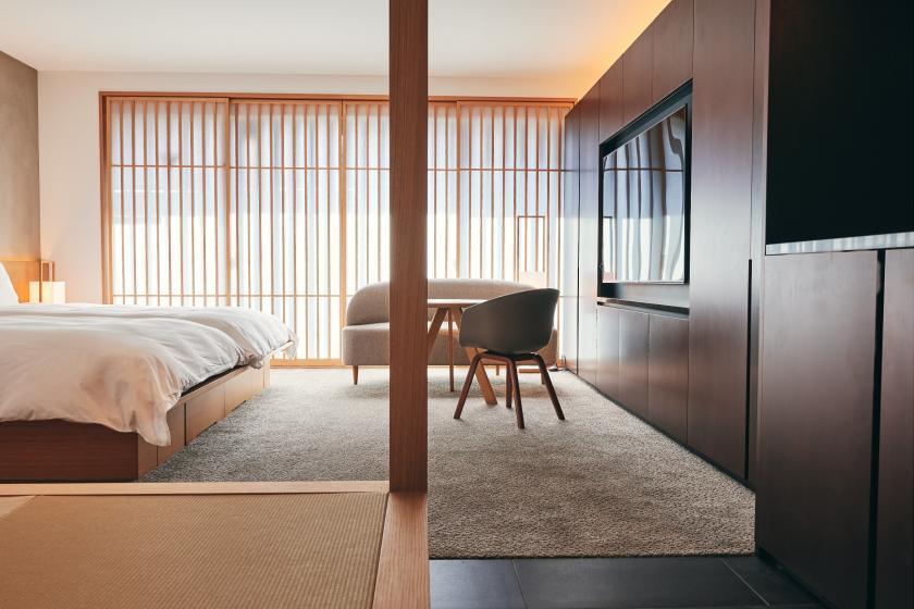 Tsuboniwa Suite<和洋室>