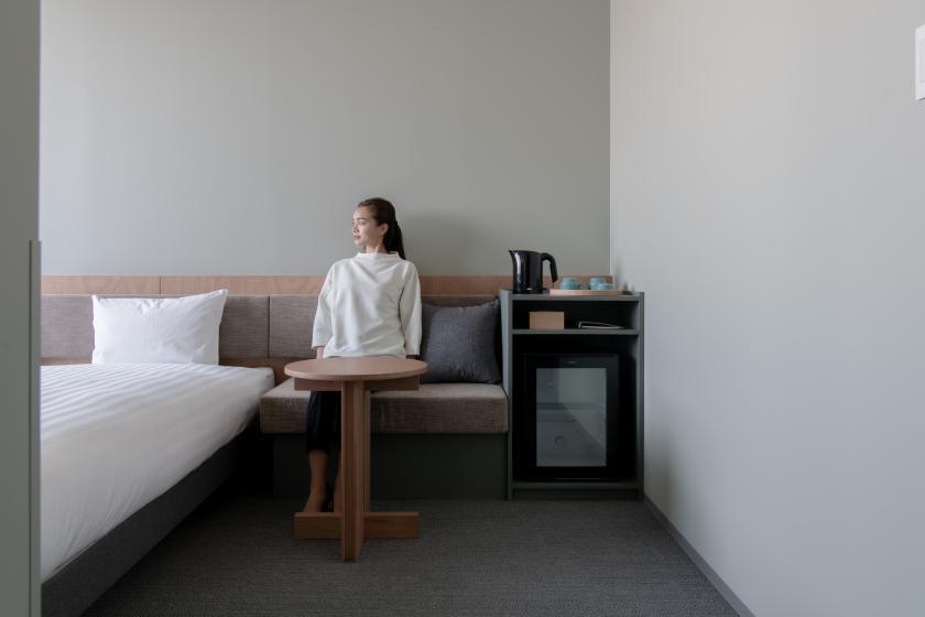 标准双床房/ 2人使用/21㎡