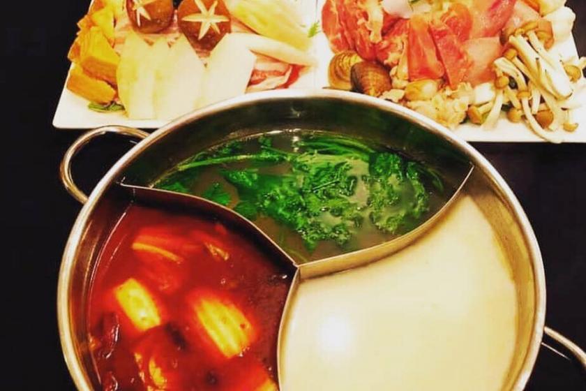 神戸牛ステーキや火鍋をお得に堪能できる!地元名店のお食事券1人1泊あたり2000円分付(朝食付)