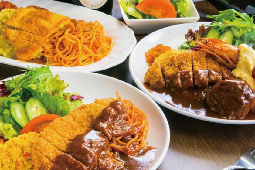 カンデオおすすめ 地元名店のお食事券1人1泊あたり2000円分付(朝食付)