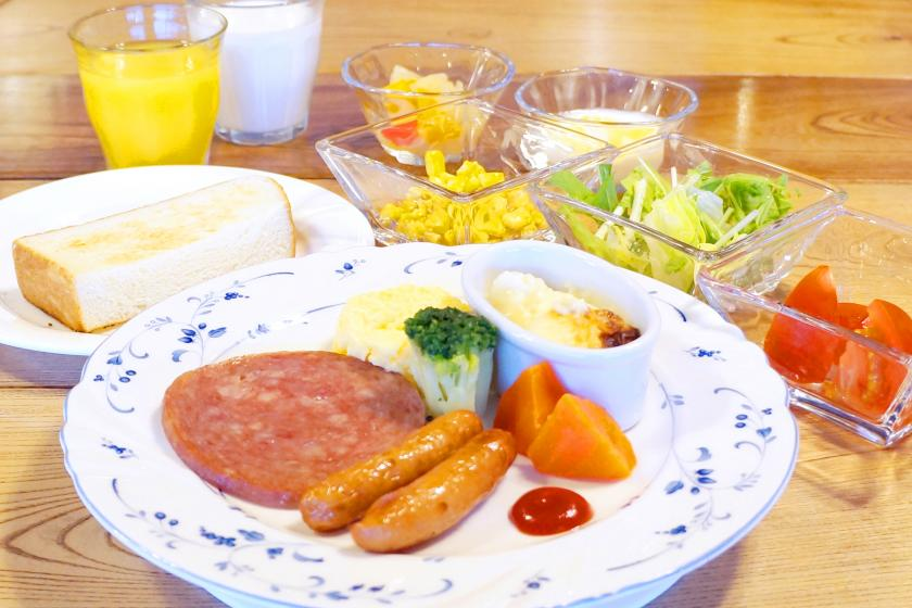 【朝食付プラン】 立山連峰一望の展望大浴場・無料
