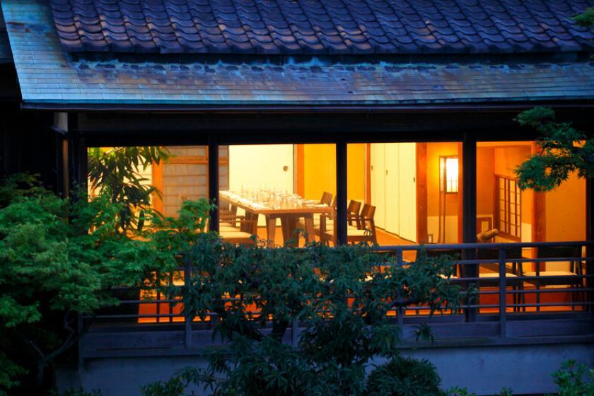 夕食「船津屋」+朝食プラン