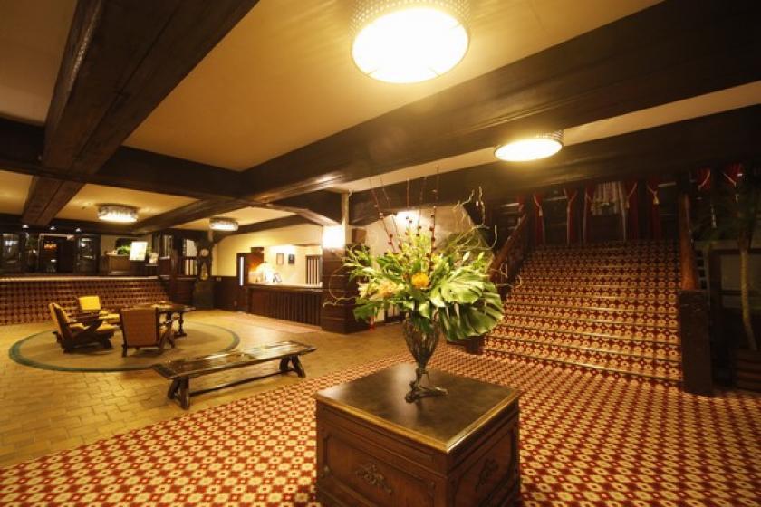 [1 박 2 식】 운젠 미식 프렌치 ◆ 운젠 관광 호텔 스탠다드 플랜 ◆