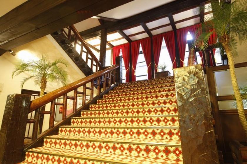 운젠 관광 호텔