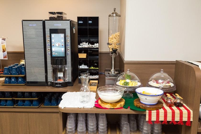 <一般>大好評▼迷ったらコレ!\1日10組様限定/となりのビュッフェ朝食が食べられる朝から満腹プラン!