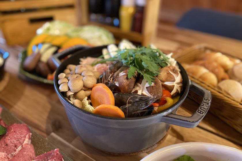 [GO TO Travel Application Plan] Winter warm hot pot course made by everyone