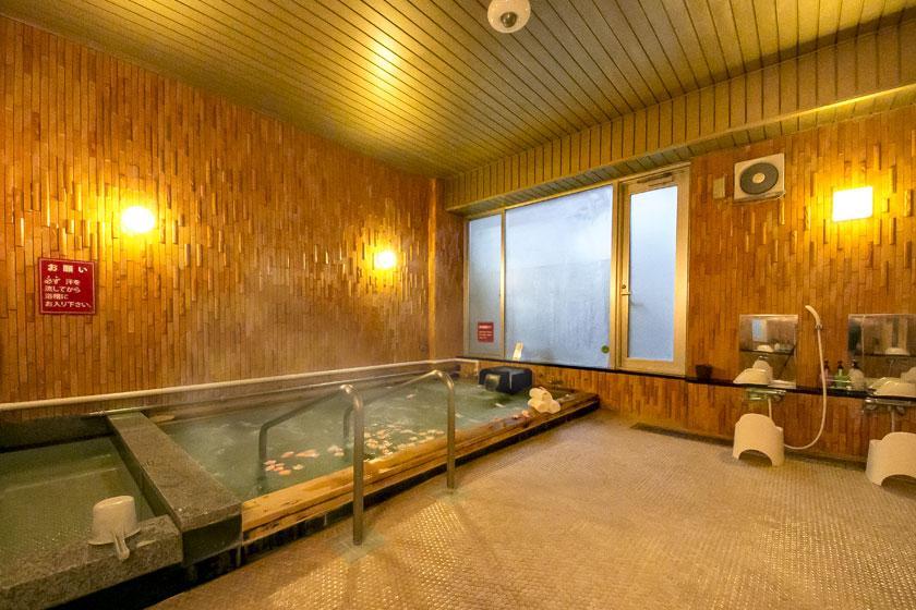 【早割7】1週間前の予約で安心◎ぽっかぽか大浴場と美味しい30種朝食バイキング付