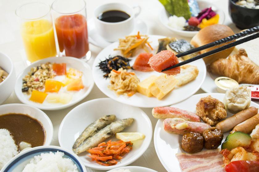 【期間限定】新規のお客様お試しプラン○1泊朝食付き
