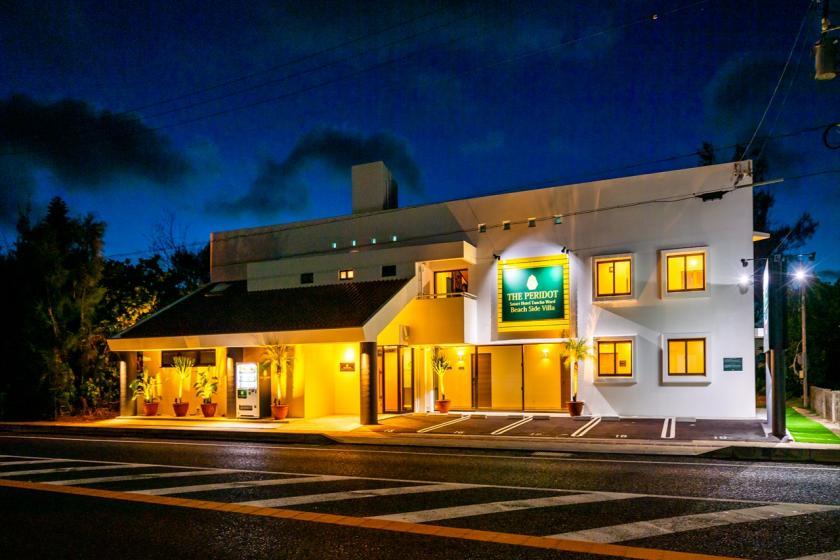 別館ヴィラ★ペリドットホテル公式HP限定ファミリープラン★大人数でオトクに泊っチャオ!