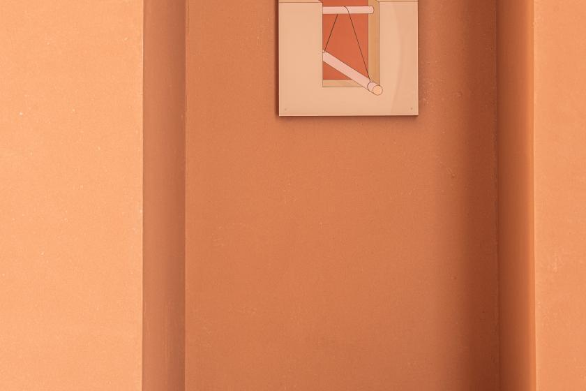 Pillar room