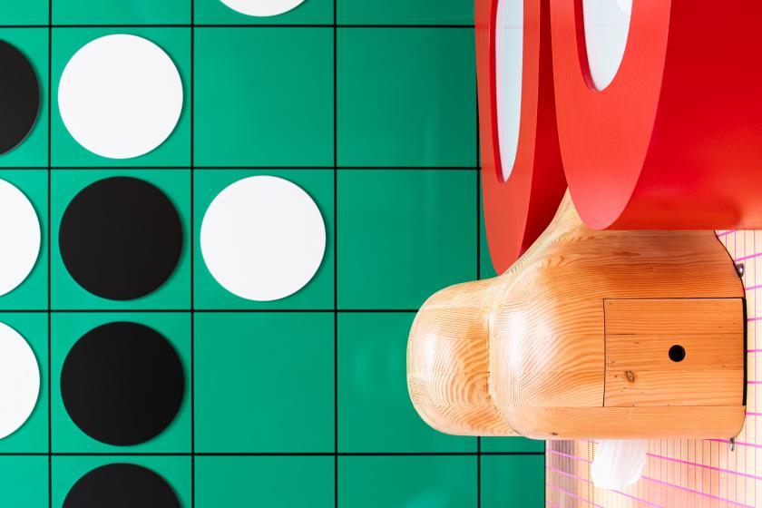 HARDCORE GAME ROOM