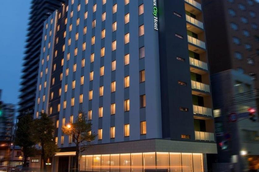 札幌大通T马克城市酒店