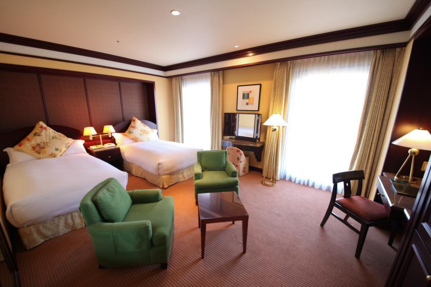 ■60歳以上限定■Over60プラン素泊まり~ホテルでの朝を優雅に過ごす