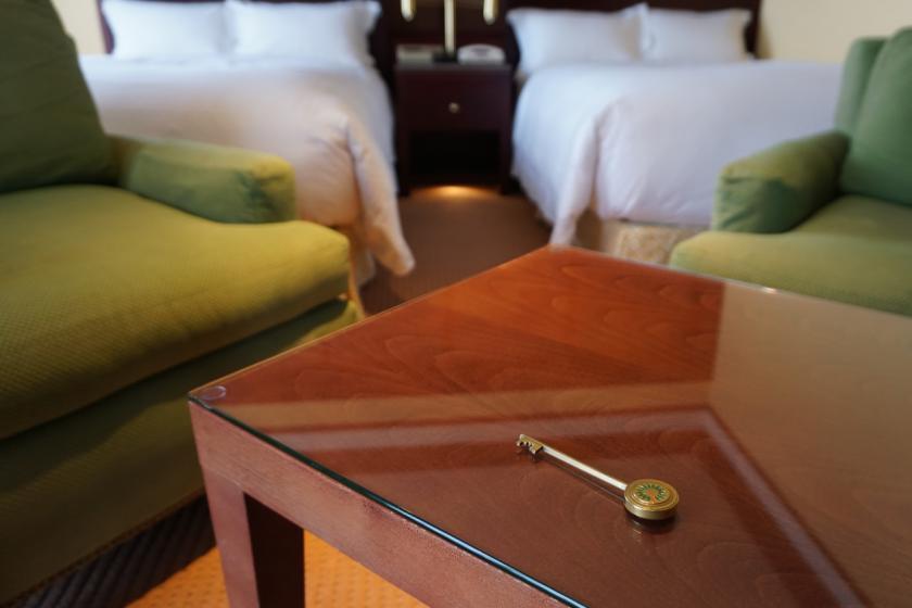 ■60歳以上限定■Over60プラン朝食付~ホテルでの朝を優雅に過ごす