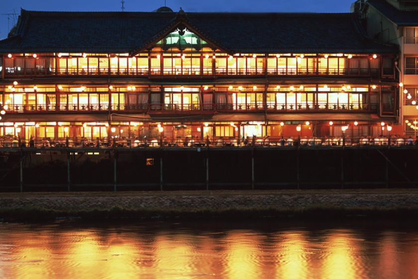 【夕食付き】 京料理 鶴清(つるせ)M's Hotel オリジナルコース付きプラン