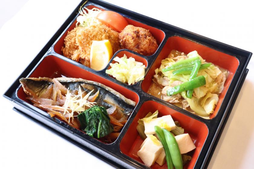 [1 night 2 meals] In the room at night ☆ Chef's special lunch / Popular breakfast buffet ♪ / Free parking