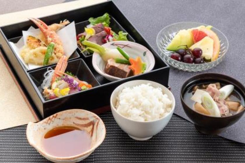 【松コース】 ホテル特製松花堂弁当をご用意 ◎2食付き
