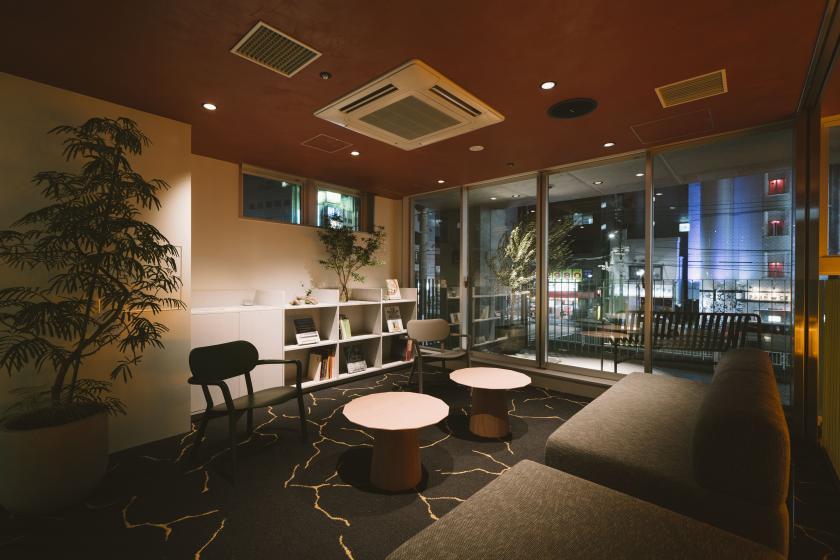 【デイユース】ランダバウト東京で朝からお得にホテルステイを楽しもう!テレワークや女子会にもおすすめ <平日限定/最大10時間/1~4名様までご利用OK>