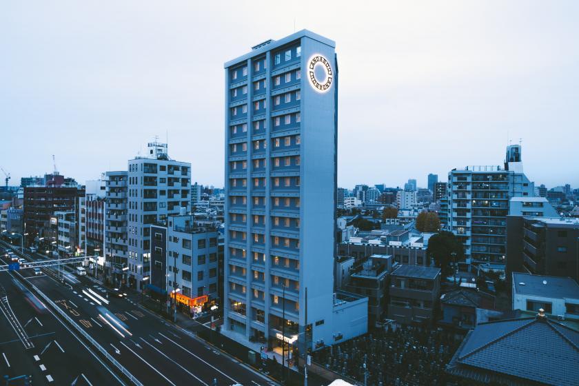 【連泊プラン】4泊以上でお得にホテルステイ(素泊まり)