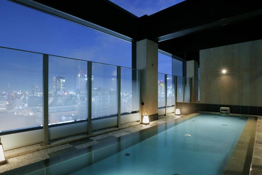 [Monthly] Enjoy a premium hotel life with a great deal! <Stay without meals/cleaning once a week>