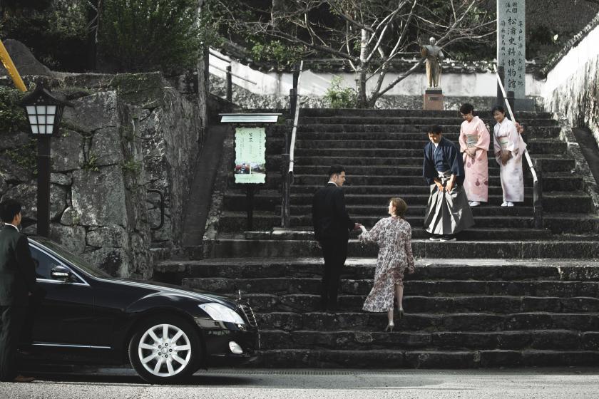 平戸城CASTLE STAY懐柔櫓