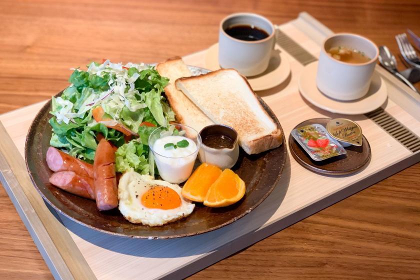 【洋食】 数食限定の朝食付プラン