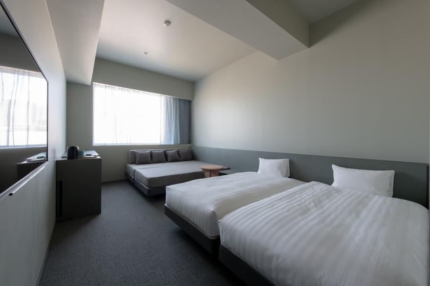 【ロングステイ】最大24時間滞在!ホテルでのんびりと過ごす贅沢を/ステイケーションプラン ◆素泊り◆
