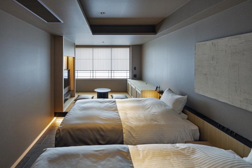 高级双床间