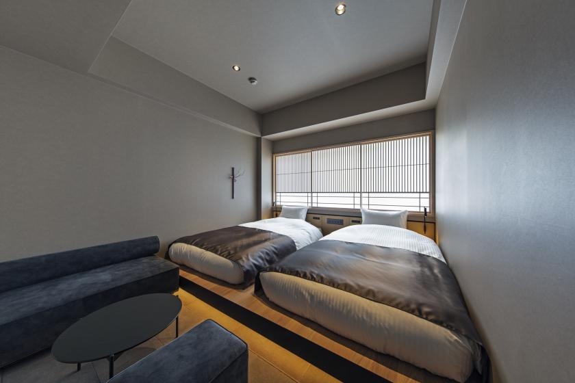 [Non-smoking] Moderate Twin Room