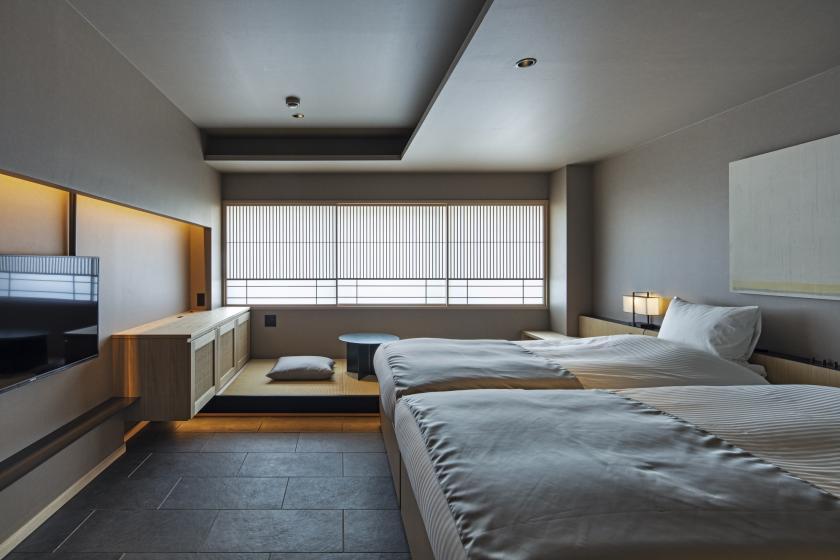 tou高级双床房