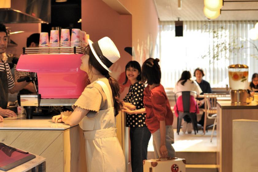 CAFETEL KYOTO SANJO for Ladies