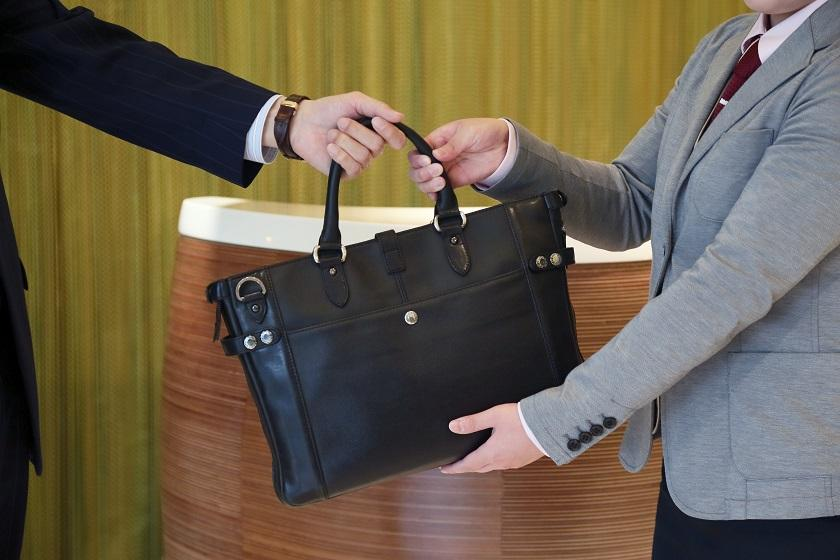 Easy to use empty-handed ♪ Free luggage plan to your home-no meals-