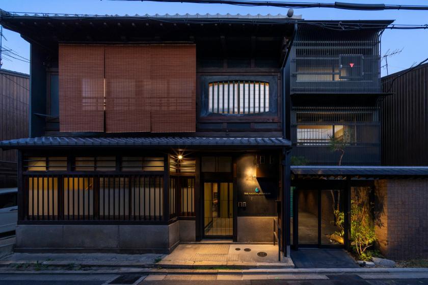【THE MACHIYA SHINSEN-EN】二条城・京都御所エリア