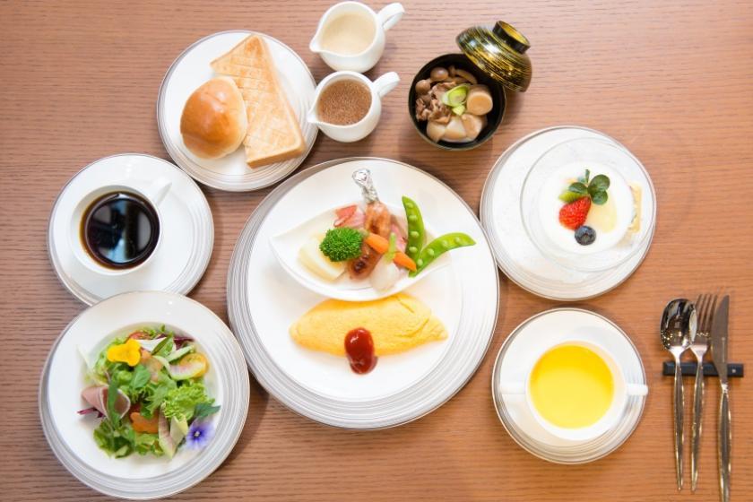 【朝食・夕食付き】贅沢天ぷらフルコース~夕食付きプラン~