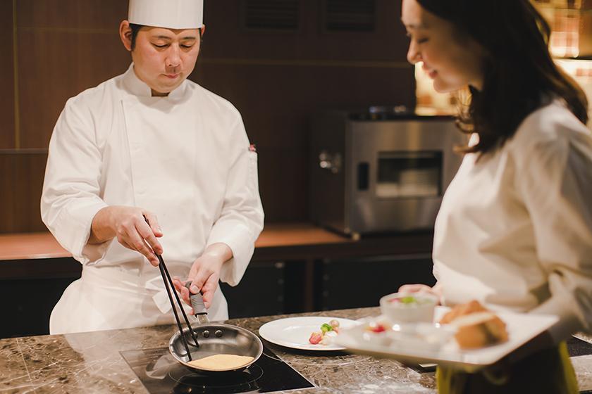 【夕朝食付き】9月限定!ディナービュッフェと朝食が付いた期間限定スペシャルオファー