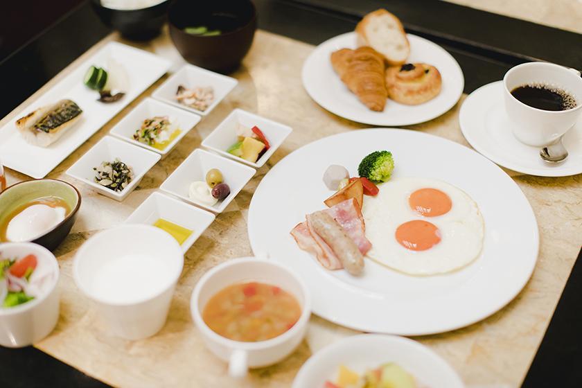 【Barフリーフロー&朝食付き】ノスタルジック・ルーム -学生のまち京都で青春時代を過ごされた方へ-