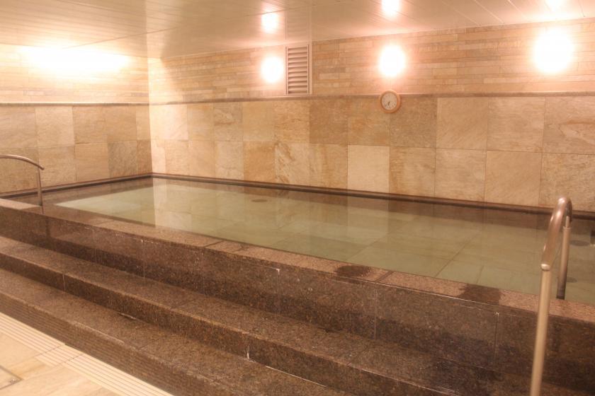 【アメニティ付き】お風呂は足を伸ばして湯ったり♪さっぱり♪京都タワー大浴場でリフレッシュ~食事なし~