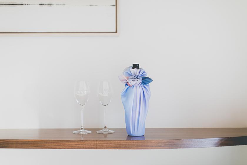 【THE THOUSAND FUROSHIKI(風呂敷ワークショップ)付き】日本の文化に触れる -朝食付き-