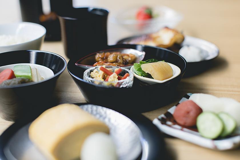 ザ・サウザンド ステイ  - 朝食付き-