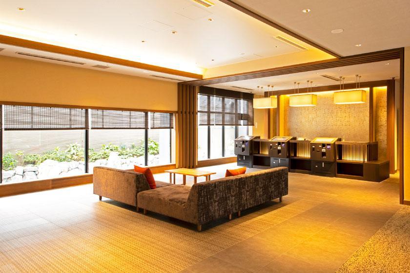 福寿園のお茶と茶菓子でお部屋でリラックス♪<食事なし>