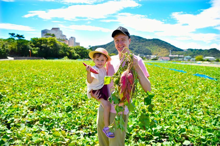 【開業30周年特別企画・ポイント3倍】アオアヲ秋の収穫祭!鳴門金時芋掘り体験で秋を満喫2021<リゾッ太ルーム>