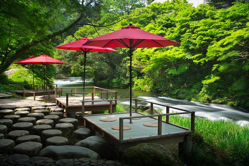 【北陸3県に在住の方限定プラン】山中温泉をお得に楽しもう!