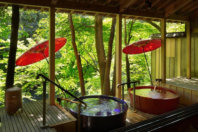 ホームページ限定【吉祥スペシャルプライス】秋の山中温泉を楽しもう