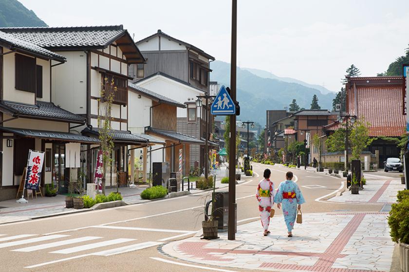 【ぶらり街歩き】山中温泉アイスストリート