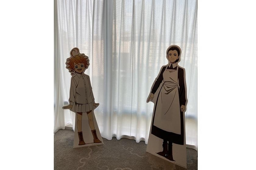 「約束のネバーランド」season1 コンセプトルーム宿泊プラン<素泊まりプラン>